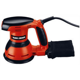 Slefuitor orbital talpa rotunda Black&Decker